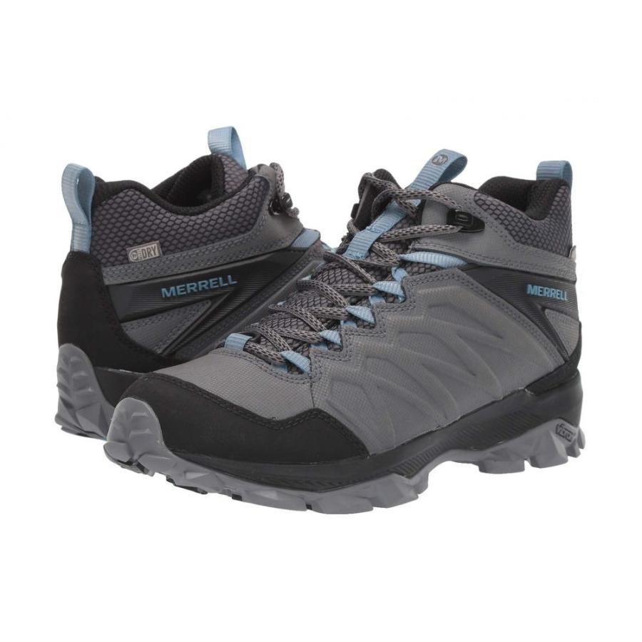 メレル Merrell レディース スキー・スノーボード シューズ・靴 Thermo Freeze Mid Waterproof Steel