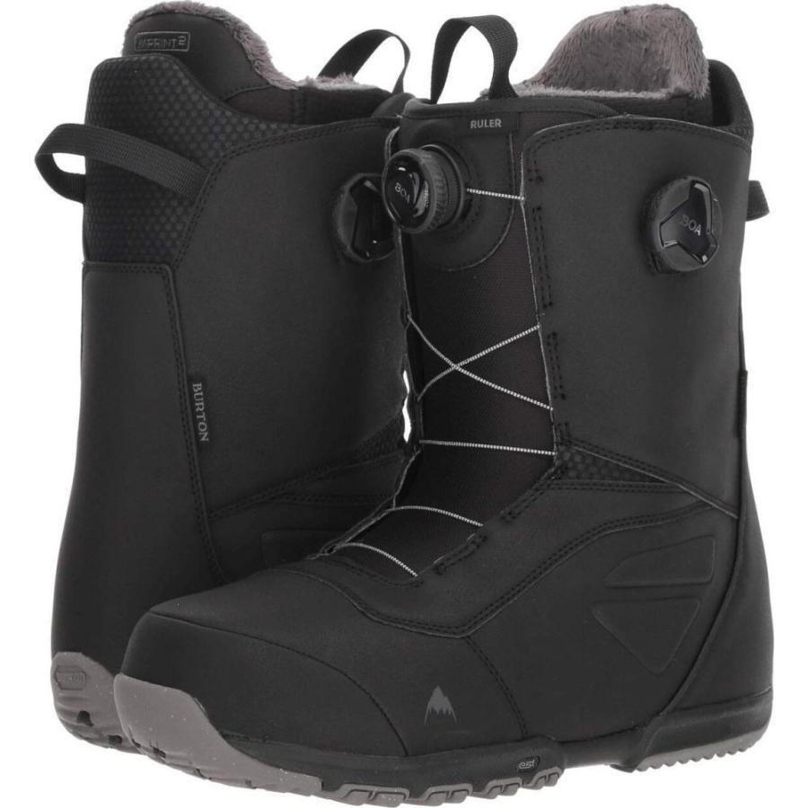バートン Burton メンズ スキー・スノーボード ブーツ シューズ・靴 ruler boa snowboard boot Black