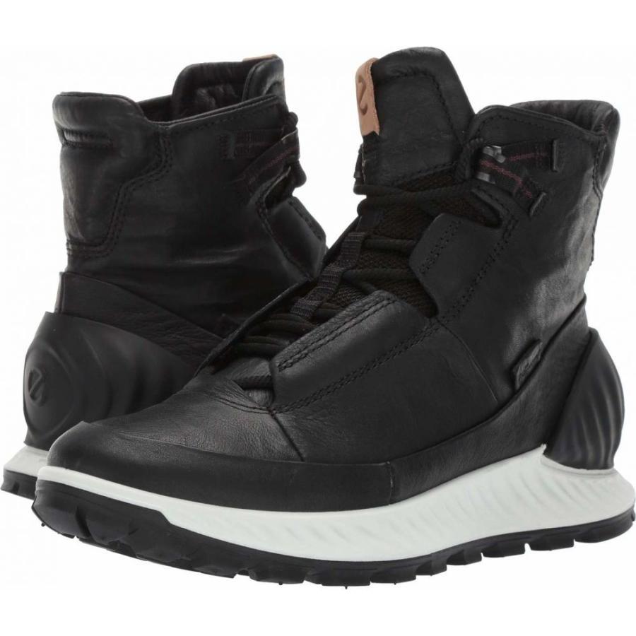 エコー ECCO Sport メンズ シューズ・靴 ハイキング・登山 Exostrike High Black/Black