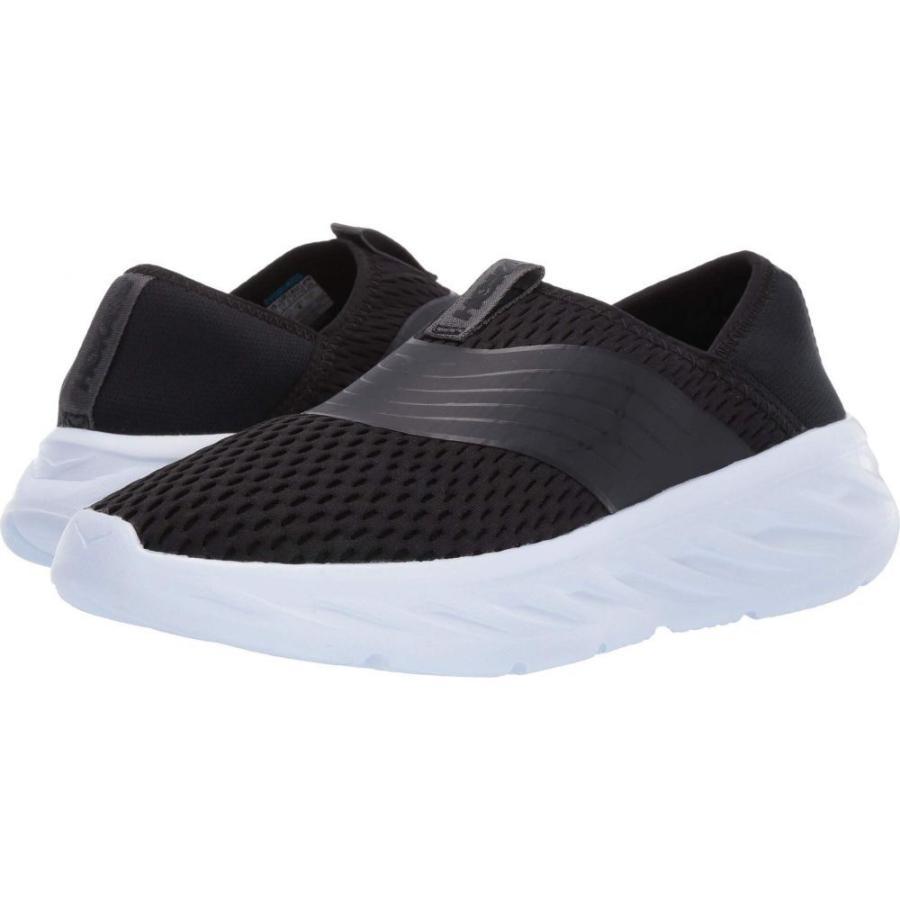 ホカ オネオネ Hoka One One レディース シューズ・靴 ランニング・ウォーキング Ora Recovery Shoe 黒/Phantom