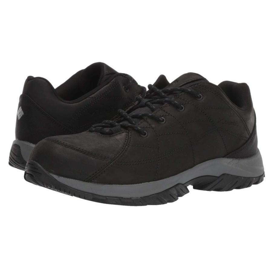 コロンビア Columbia メンズ シューズ・靴 ハイキング・登山 Crestwood(TM) Venture Black/Columbia Grey