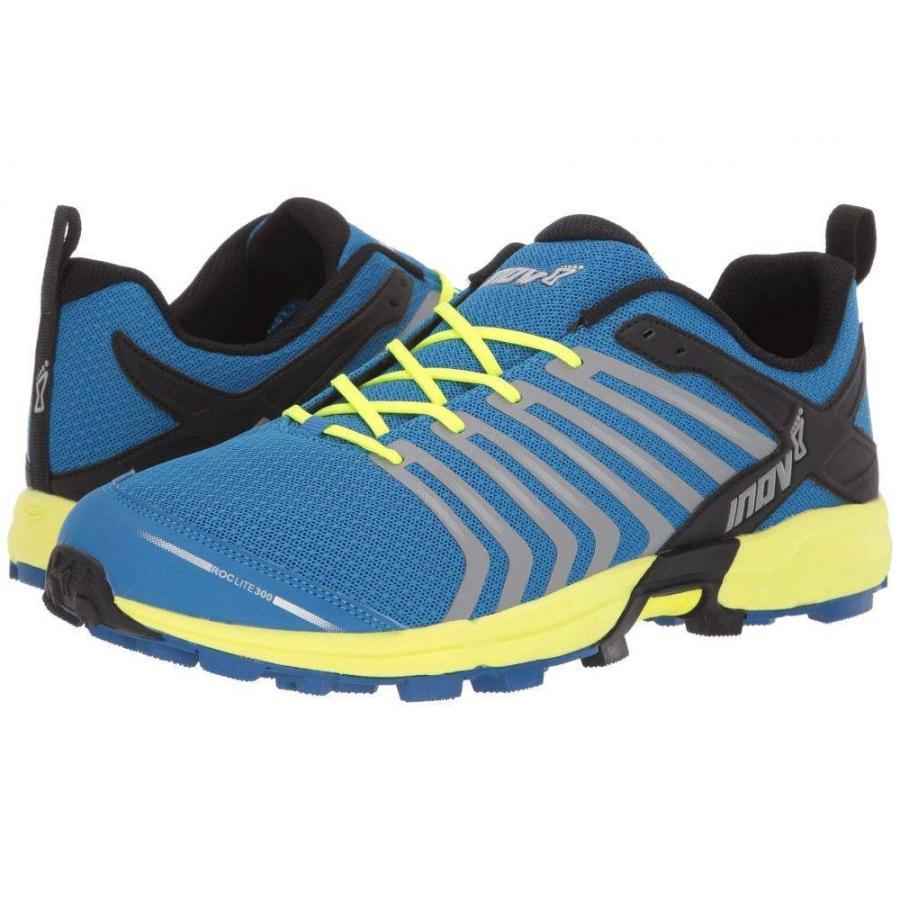 イノヴェイト inov-8 メンズ シューズ・靴 ランニング・ウォーキング RocLite(TM) 300 青/黄