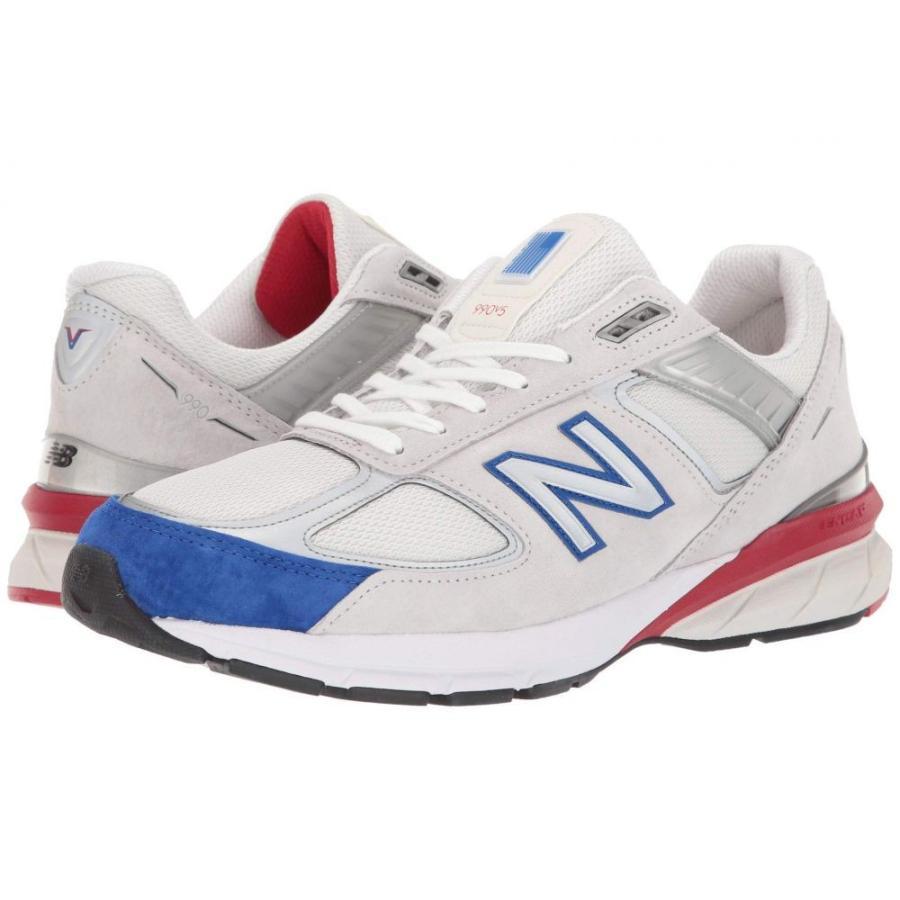 ニューバランス New Balance メンズ シューズ・靴 ランニング・ウォーキング 990v5 Nimbus Cloud/Team 赤