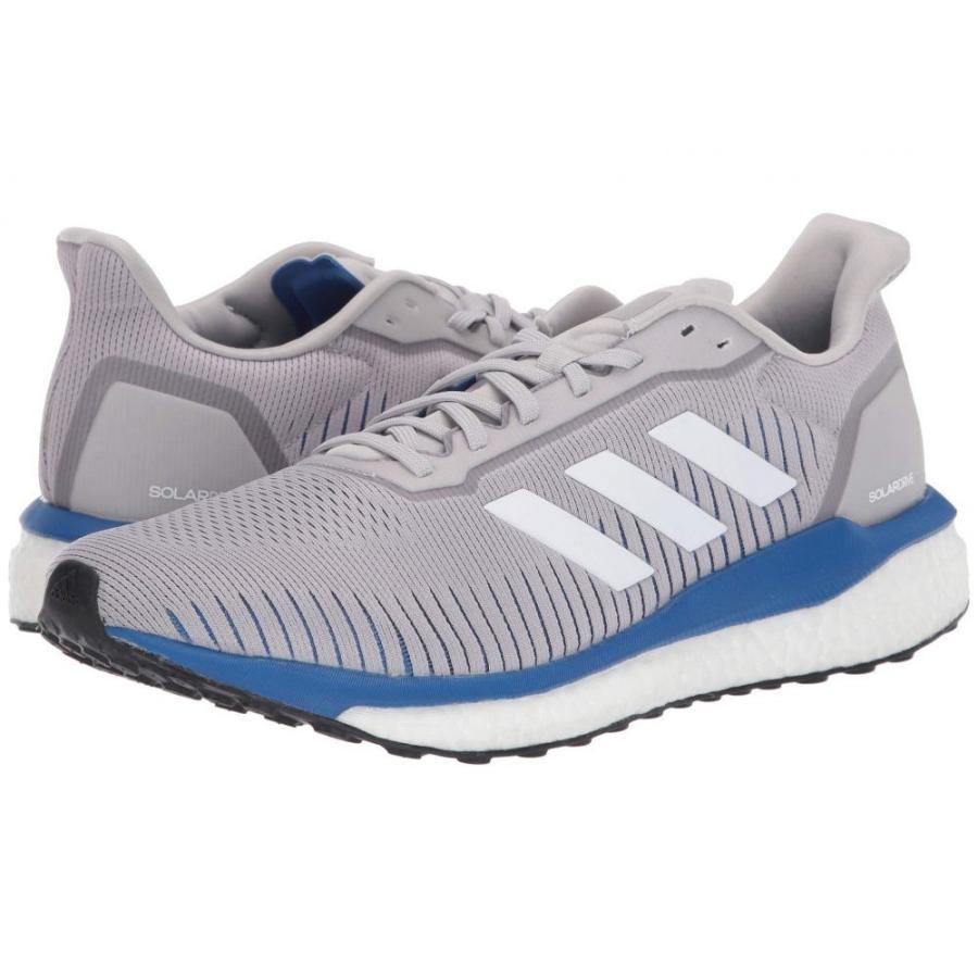 アディダス adidas Running メンズ シューズ・靴 ランニング・ウォーキング Solar Drive 19 グレー Two/Footwear 白い/青