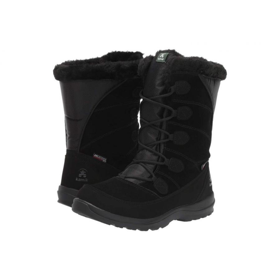カミック Kamik レディース スキー・スノーボード シューズ・靴 Icelyn S 黒