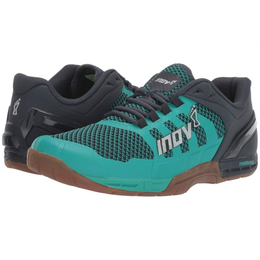 【正規逆輸入品】 イノヴェイト inov-8 レディース スニーカー シューズ・靴 F-Lite(TM) 290 Knit Teal/Gum, ニニアンドキノ 0e50c684