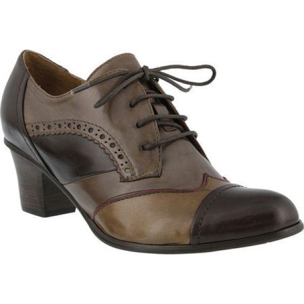 格安販売中 スプリングステップ Spring Step レディース シューズ・靴 Rorie Lace Up Taupe Multi Leather, 床工房 dabd666c
