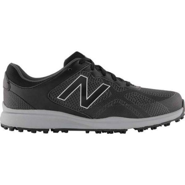 (お得な特別割引価格) ニューバランス New Balance メンズ シューズ・靴 ゴルフ NBG1801 Golf Shoe Black/Grey Mesh, 安田屋呉服店 9f18ff3c