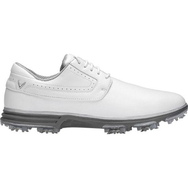 【楽ギフ_のし宛書】 キャロウェイ Callaway メンズ ゴルフ Golf シューズ White・靴 LaGrange 2.0 Waterproof Callaway Golf Spike White, 家島町:3d351a1b --- airmodconsu.dominiotemporario.com
