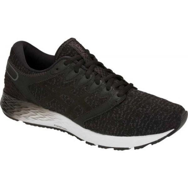 アシックス ASICS レディース シューズ・靴 ランニング・ウォーキング Roadhawk FF 2 MX Running Shoe Dark グレー/黒