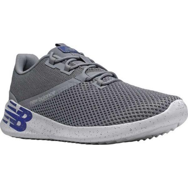ニューバランス New Balance メンズ ランニング・ウォーキング シューズ・靴 Cush+ District Run Running Shoe Steel/Gunmetal