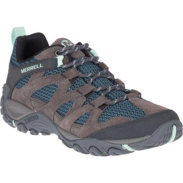 メレル Merrell レディース ハイキング・登山 ブーツ シューズ・靴 Alverstone Hiker Boot Charcoal/Mesh