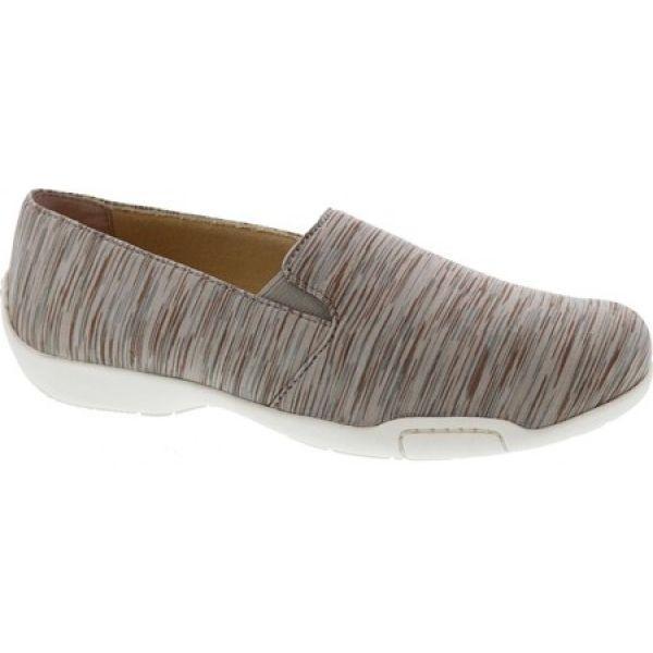 人気商品は ロスホマーソン Ros Hommerson Ros レディース スリッポン・フラット シューズ Carmela・靴 Carmela Hommerson Slip-On Shoe Taupe Multi Fabric, A1ストア:c09bd370 --- levelprosales.com