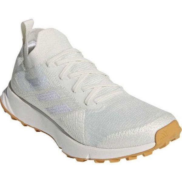 アディダス adidas レディース シューズ・靴 ランニング・ウォーキング Terrex Two Parley Running Sneaker Non-Dyed/白い/Non-Dyed