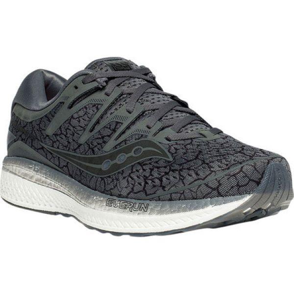 サッカニー Saucony メンズ シューズ・靴 ランニング・ウォーキング Triumph ISO 5 Running Sneaker Ash/Quake