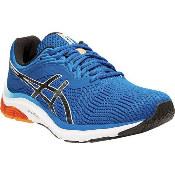 アシックス ASICS メンズ シューズ・靴 ランニング・ウォーキング GEL-Pulse 11 Running Shoe Directoire 青/白い