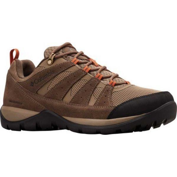コロンビア Columbia メンズ ハイキング・登山 シューズ・靴 Redmond V2 Waterproof Hiking Shoe Pebble/Desert Sun