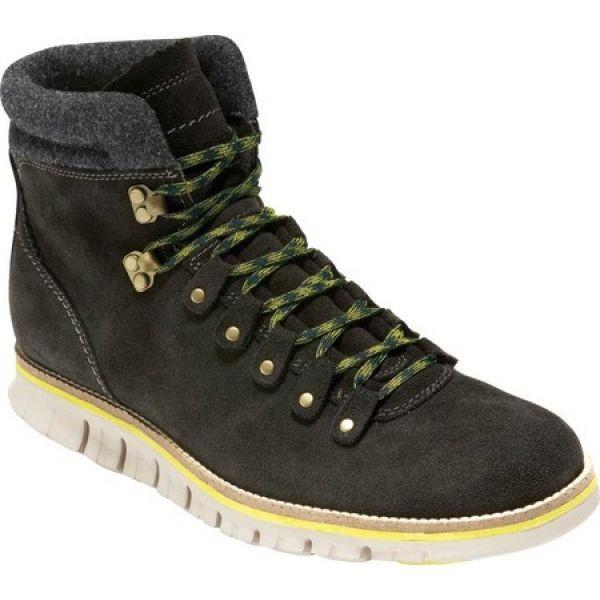 コールハーン Cole Haan メンズ ハイキング・登山 ブーツ シューズ・靴 ZEROGRAND Hiker Waterproof Boot Midnight Grey