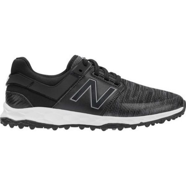 【日本未発売】 ニューバランス New Balance レディース ゴルフ シューズ・靴 Fresh Foam LinksSL NBGW4000 Waterproof Golf Shoe Black Performance Mesh/Microfiber, ベーネベーネ 593851df
