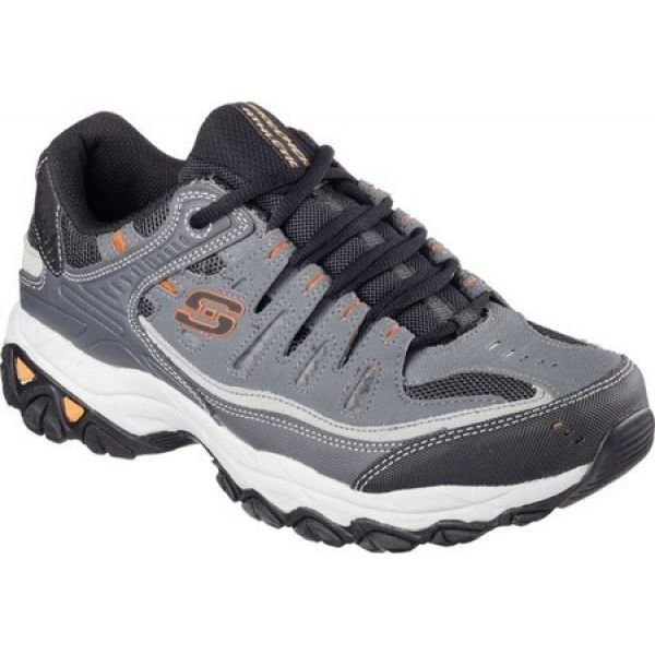 【超歓迎された】 スケッチャーズ Training Skechers Shoe メンズ フィットネス・トレーニング シューズ Fit・靴 After Burn Memory Fit Cross Training Shoe Charcoal/Gray, カーテン壁紙床材専門店 RefoLife:e9e992d2 --- airmodconsu.dominiotemporario.com