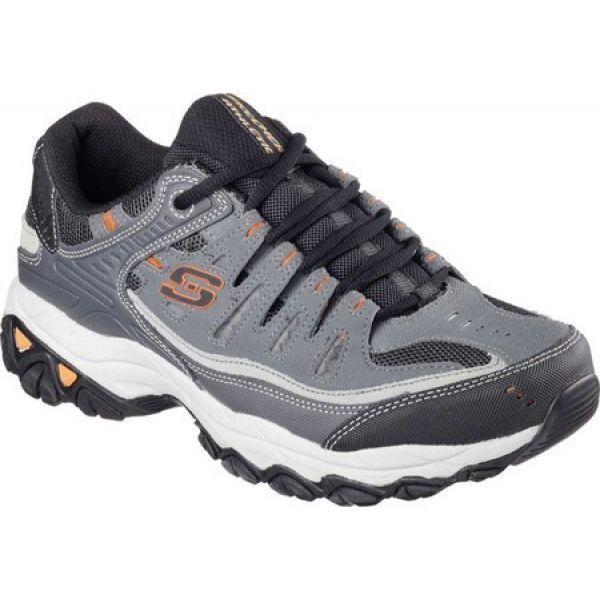 【超歓迎された】 スケッチャーズ Training Skechers Shoe メンズ フィットネス・トレーニング シューズ Fit・靴 After Burn Memory Fit Cross Training Shoe Charcoal/Gray, カーテン壁紙床材専門店 RefoLife:e9e992d2 --- airmodconsu.dominiotemporario.com
