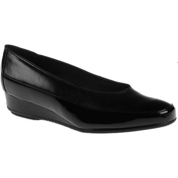 日本最大級 アラ ara レディース シューズ・靴 Aron 45030 Black Patent Leather, セミプロDIY店ファースト 09c461d2