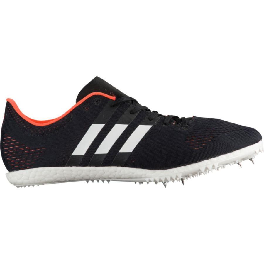 アディダス adidas メンズ 陸上 シューズ・靴 adiZero Avanti Core Black/Footwear White/Orange fermart-shoes