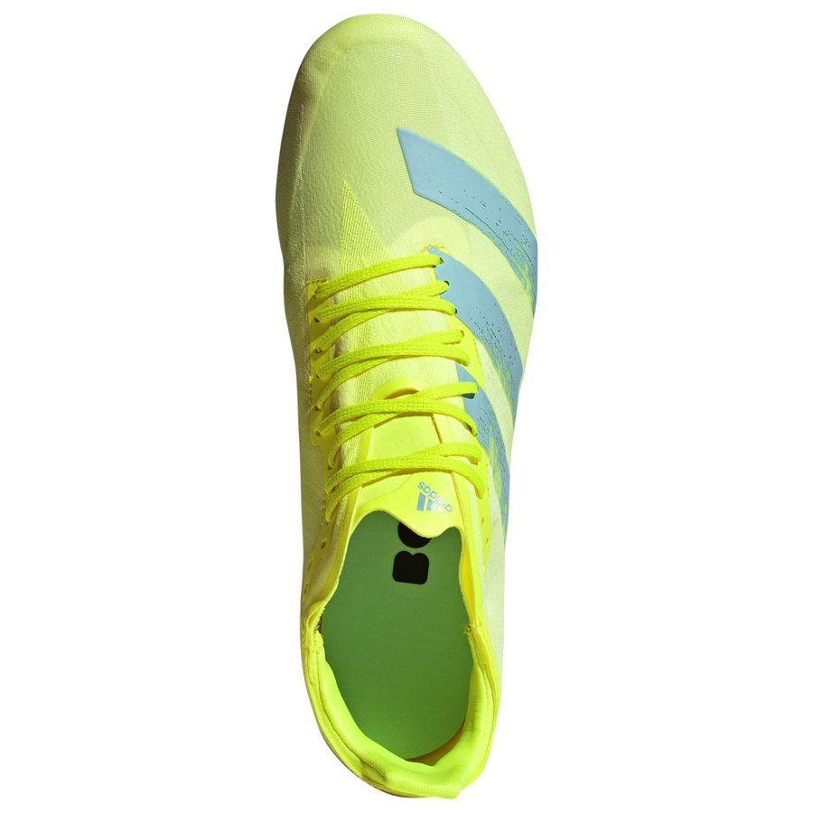アディダス adidas メンズ 陸上 シューズ・靴 adiZero Avanti Solar Yellow/Clear Aqua/Core Black|fermart-shoes|04