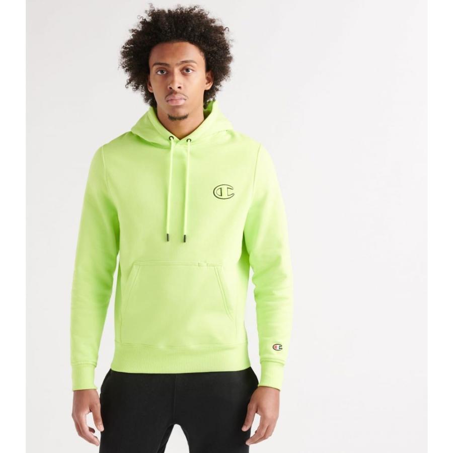 【特価】 チャンピオン Champion メンズ パーカー トップス fleece fleece po po hood Neon Neon Light, 最低価格の:2d2f6533 --- sonpurmela.online