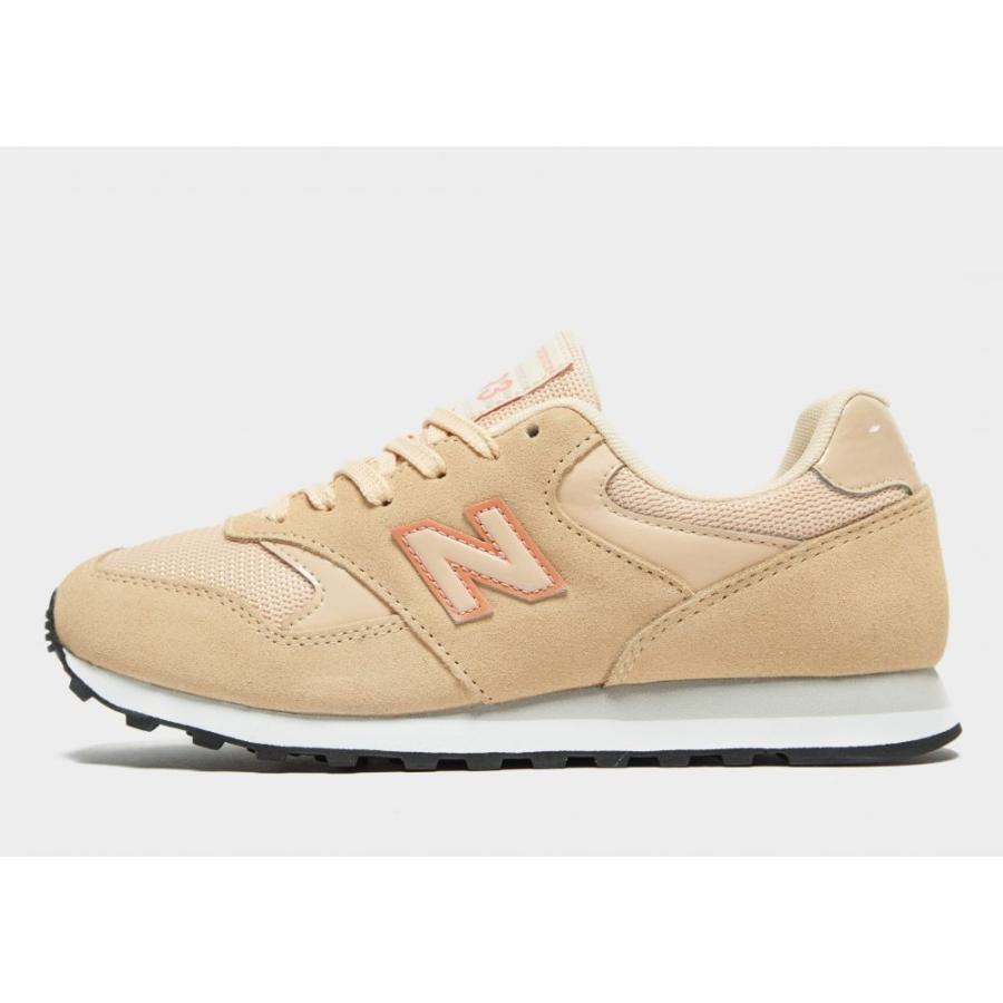 ニューバランス New Balance レディース ランニング・ウォーキング シューズ・靴 393 褐色