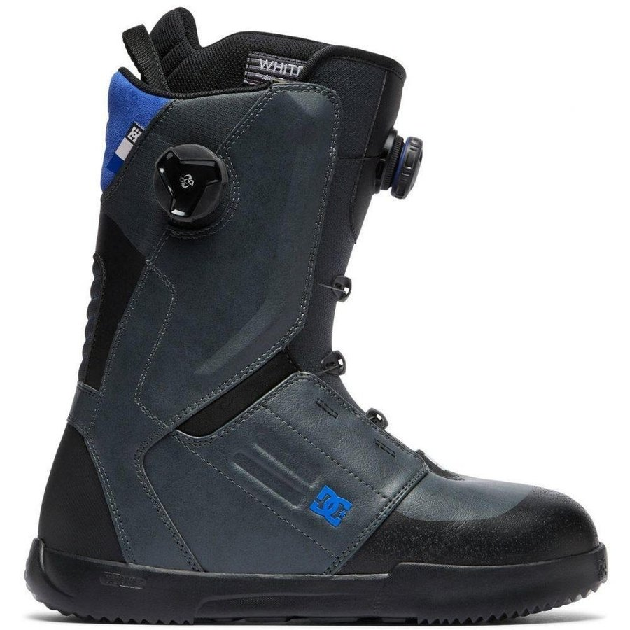 【数量限定】 【残り1点!】【サイズ:28.5cm】ディーシー DC メンズ スキー・スノーボード シューズ・靴 Control BOA Snowboard Boots 2019 Grey, 藤代町 5de77f16