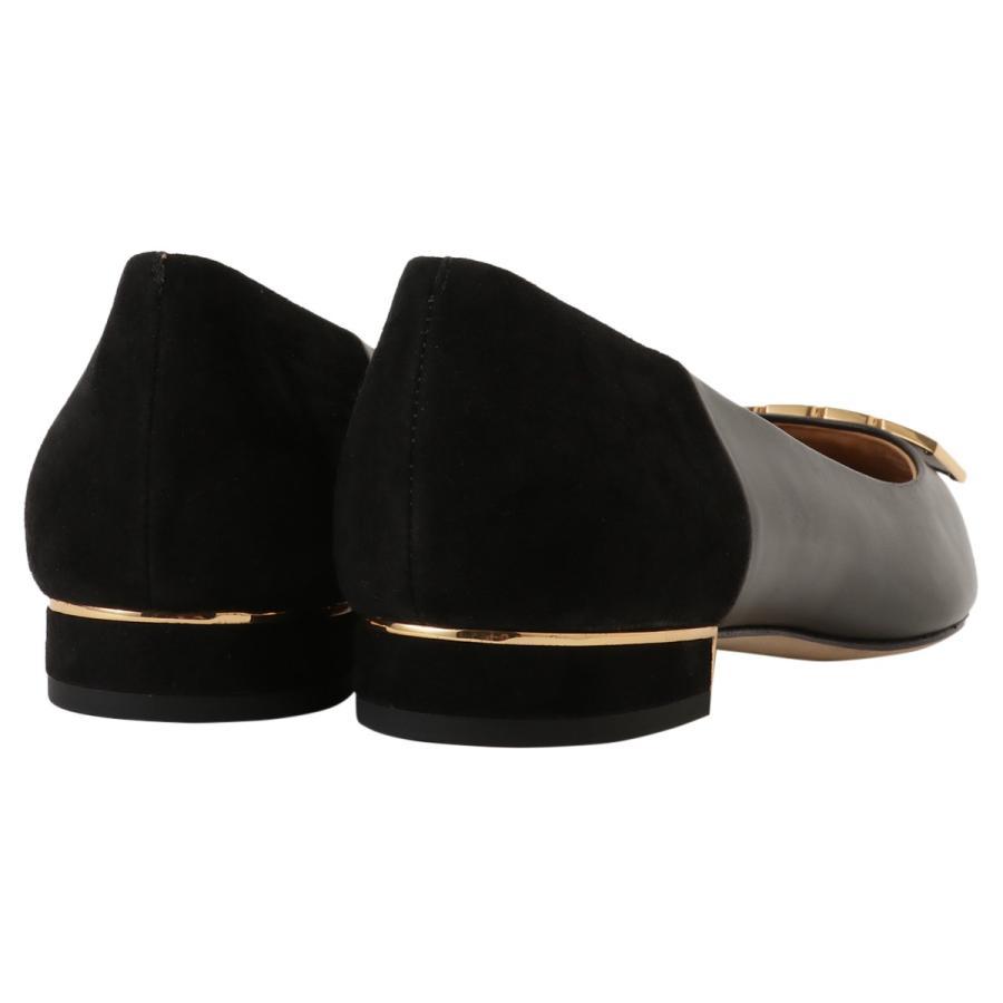 【即納】トリー バーチ Tory Burch レディース パンプス シューズ・靴 Gigi 20Mm Pointy Toe Flat 60316 Perfect Black ポインテッドトゥ フラット|fermart-shoes|02