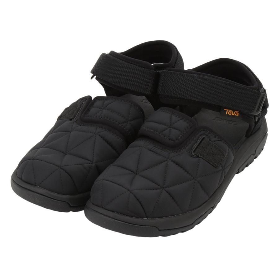 【即納】テバ TEVA メンズ サンダル シューズ・靴 M HURRICANE HYBRID BLK|fermart-shoes