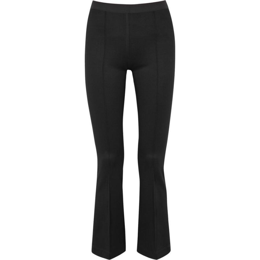 ヘルムート ラング Helmut Lang レディース スパッツ·レギンス インナー·下着 Black Flared Stretch-Jersey Leggings Black