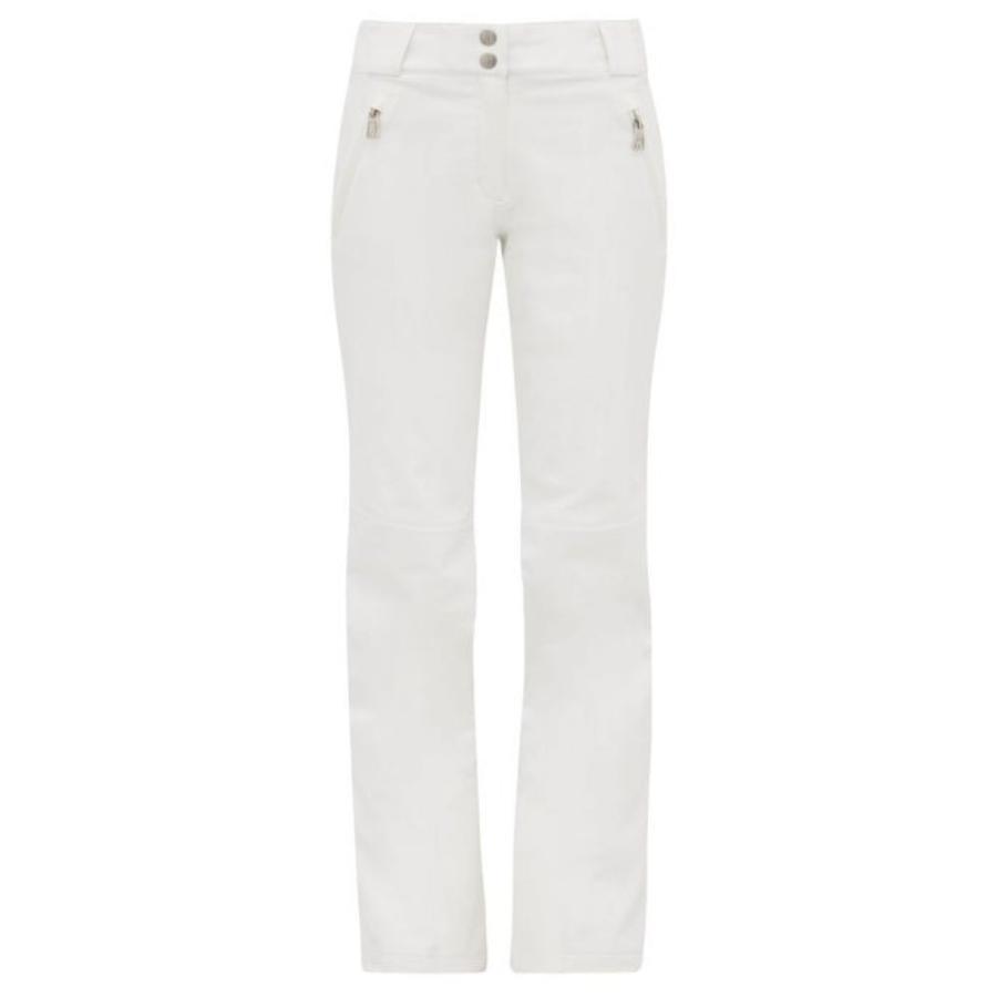 大人気定番商品 トニー ザイラー Toni Sailer レディース ボトムス・パンツ victoria ski trousers White, ニュールック 7f56b1d7