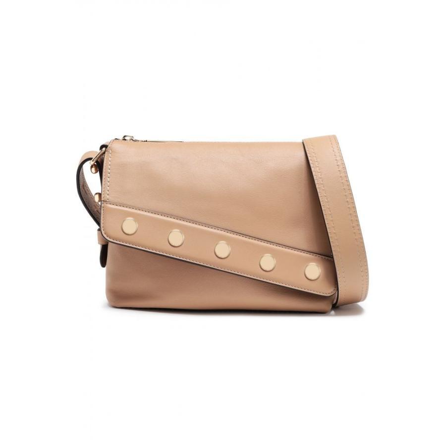 マーク ジェイコブス MARC JACOBS レディース ショルダーバッグ バッグ mini downtown studded leather shoulder bag Sand