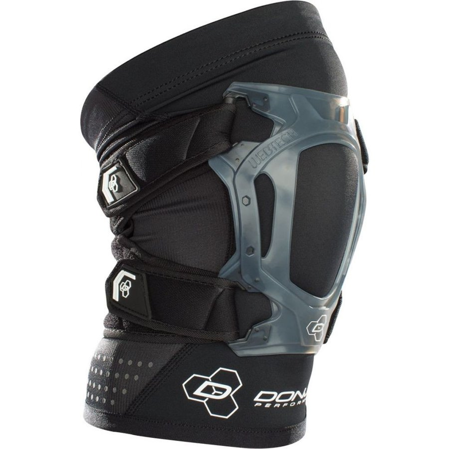 ドンジョイパフォーマンス DonJoy Performance ユニセックス フィットネス・トレーニング ニーブレイス ショートパンツ サポーター webtech short knee brace
