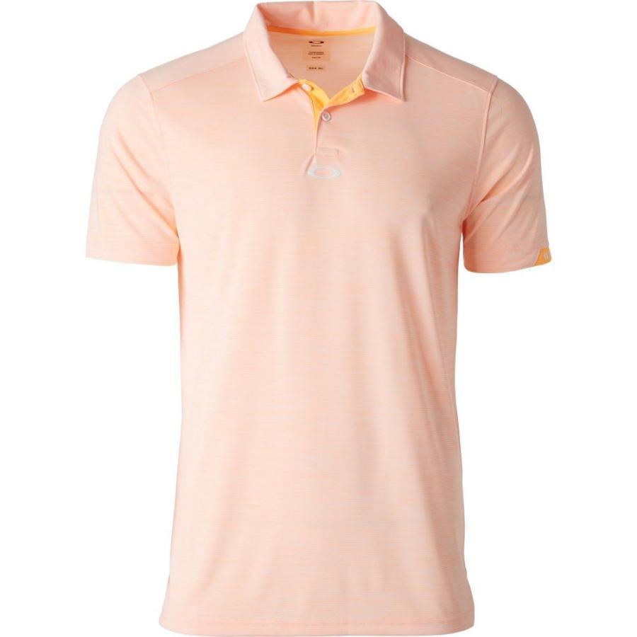 オークリー Oakley メンズ ゴルフ ポロシャツ トップス gravity golf polo Sun オレンジ