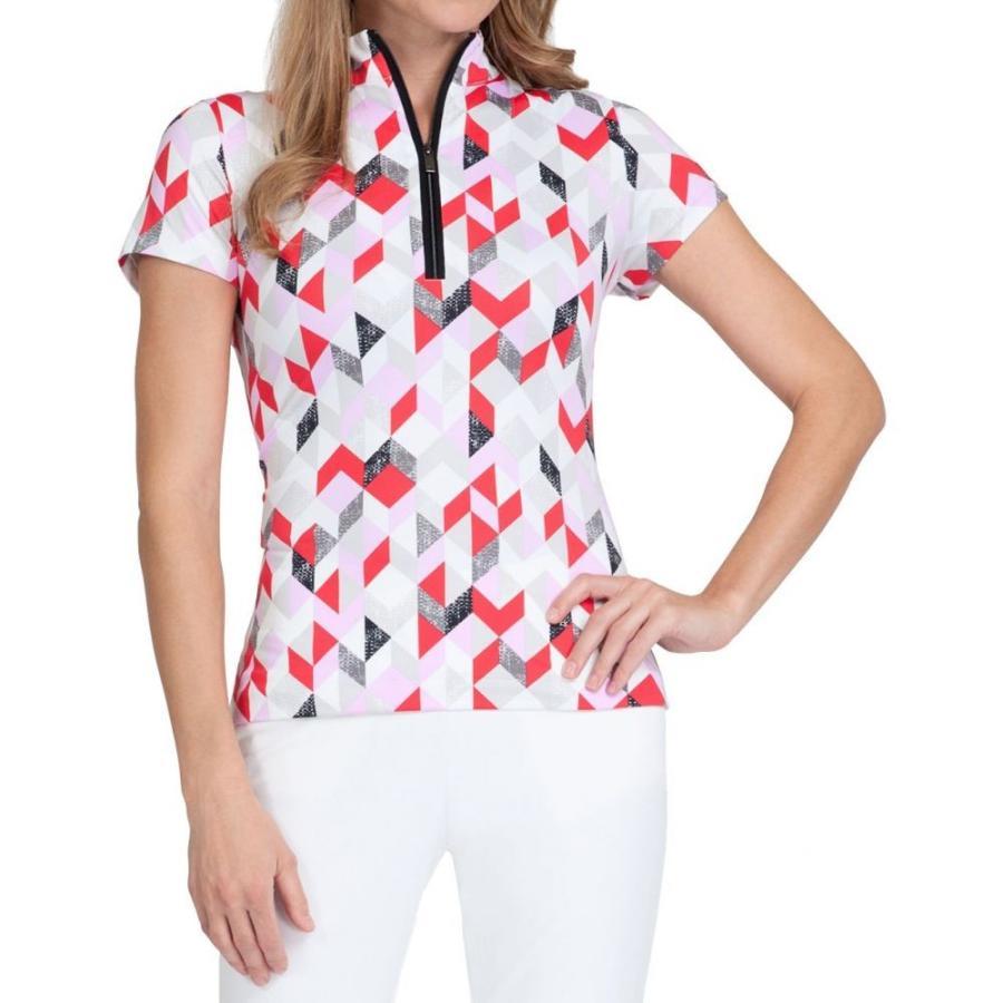 テイル Tail レディース ゴルフ ポロシャツ トップス rendezvous hester golf polo Synergy
