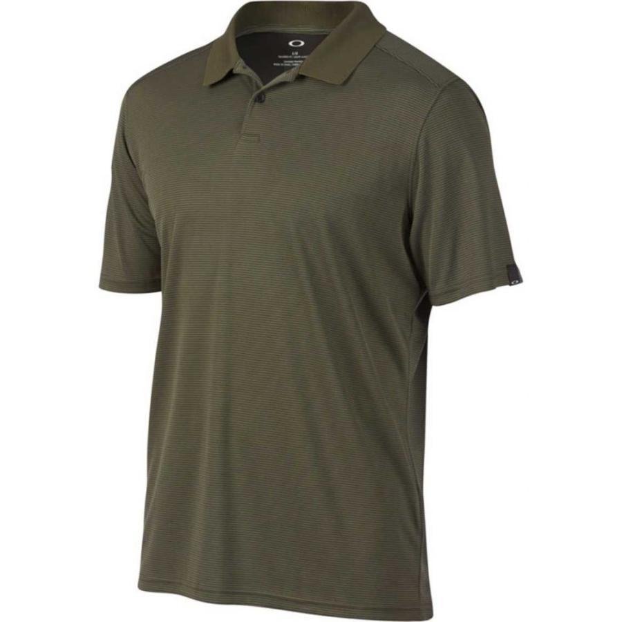 オークリー Oakley メンズ ゴルフ ポロシャツ トップス rival golf polo Dark Brush