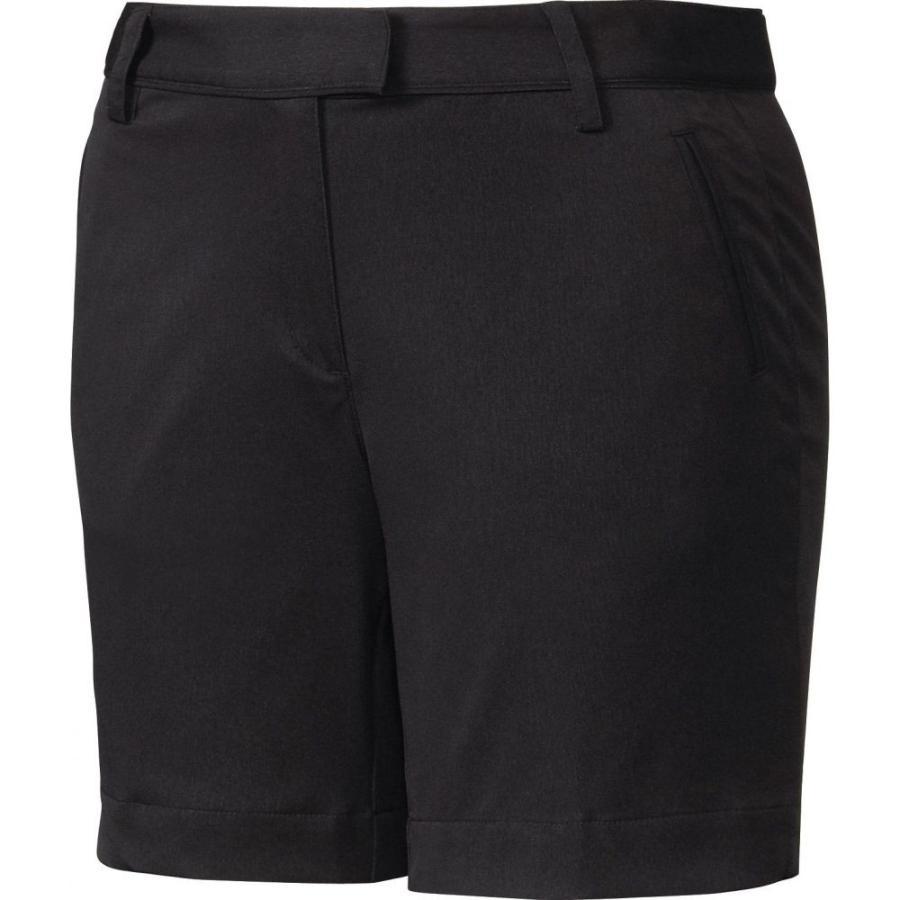 レディー ハーゲン Lady Hagen レディース ゴルフ ショートパンツ ボトムス・パンツ essential golf shorts 黒