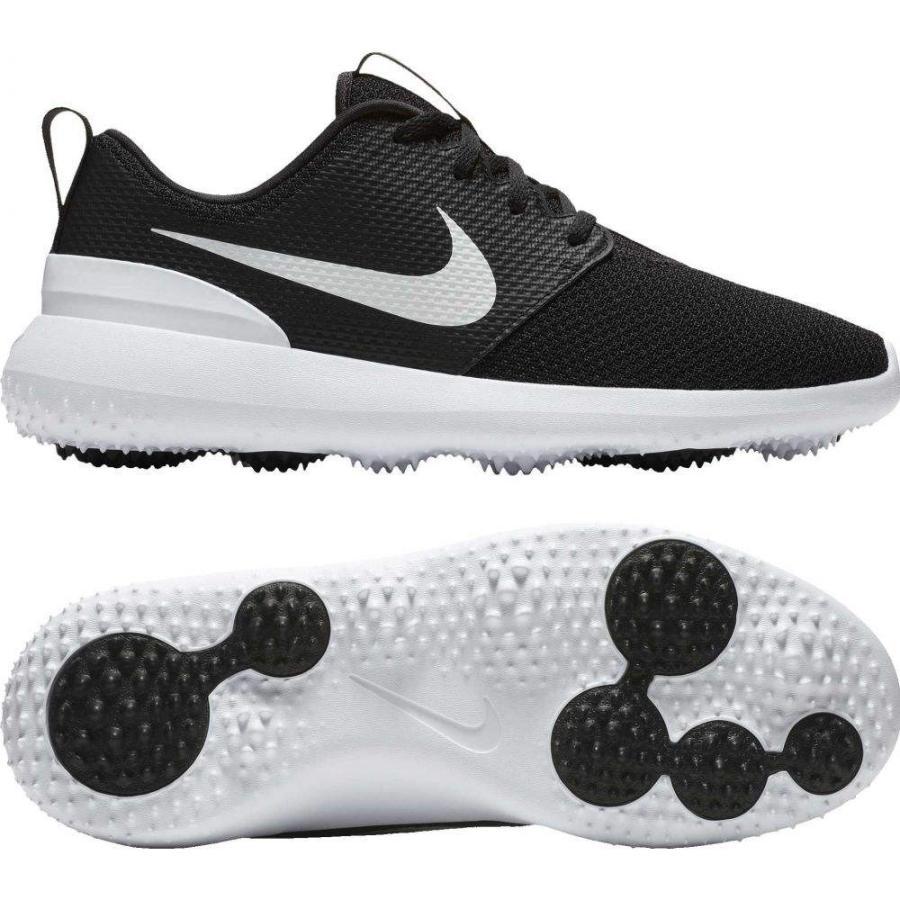 ナイキ Nike レディース ゴルフ シューズ・靴 roshe g golf shoes 黒/白い