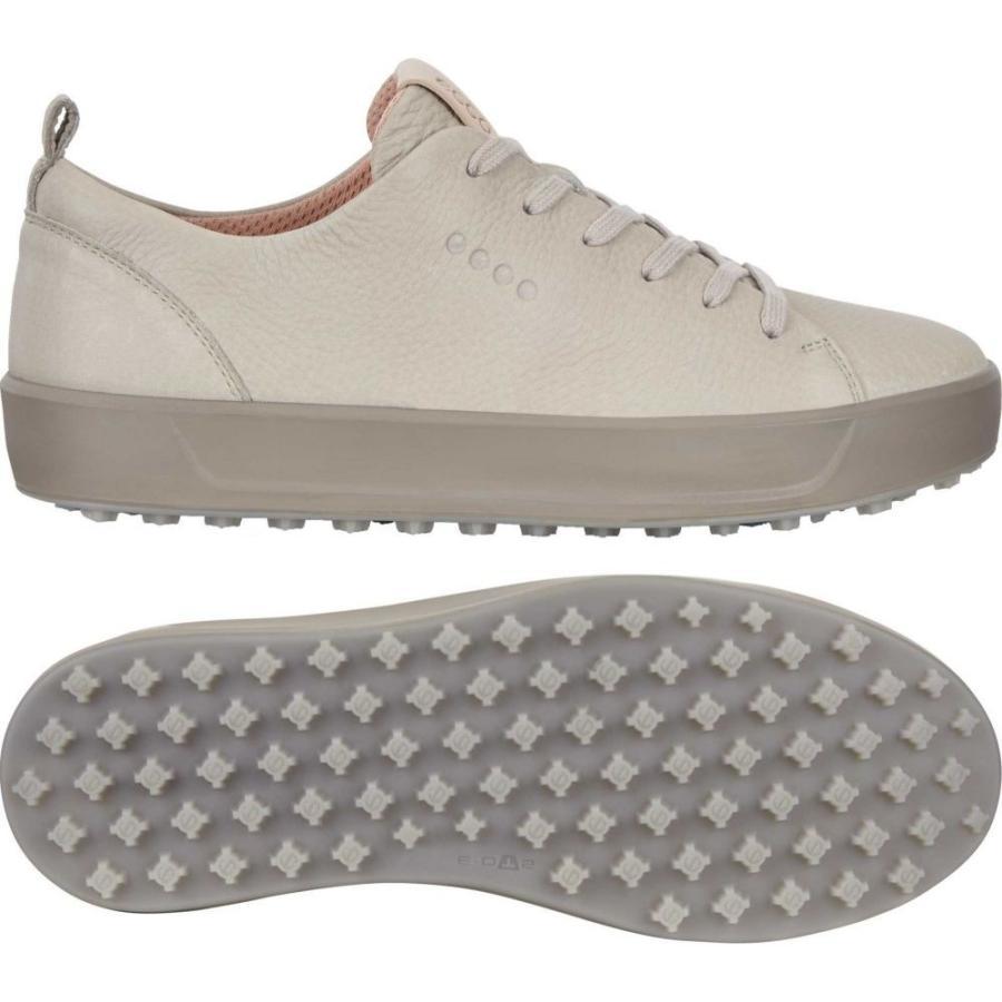 エコー ECCO レディース ゴルフ シューズ・靴 casual hybrid golf shoes Oyster