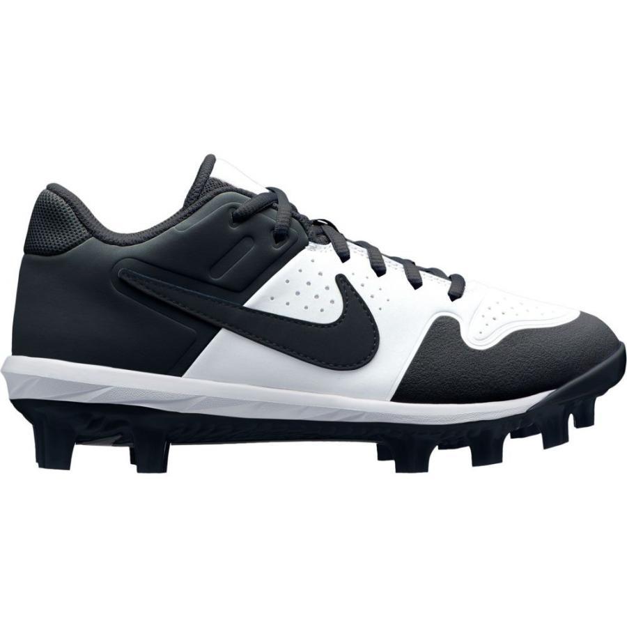 ナイキ Nike メンズ 野球 スパイク シューズ・靴 alpha huarache varsity baseball cleats 白い/黒