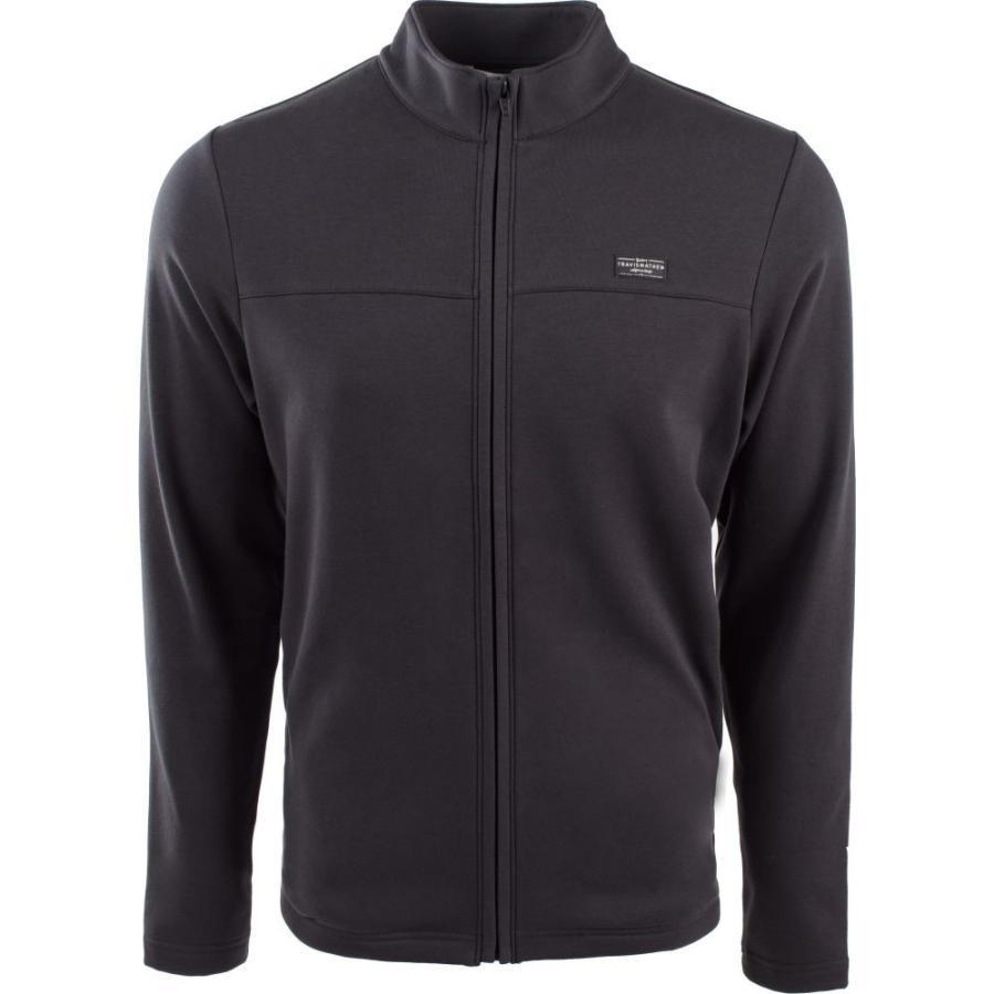 トラビスマシュー TravisMathew メンズ ゴルフ ジャケット アウター koozie golf jacket Black
