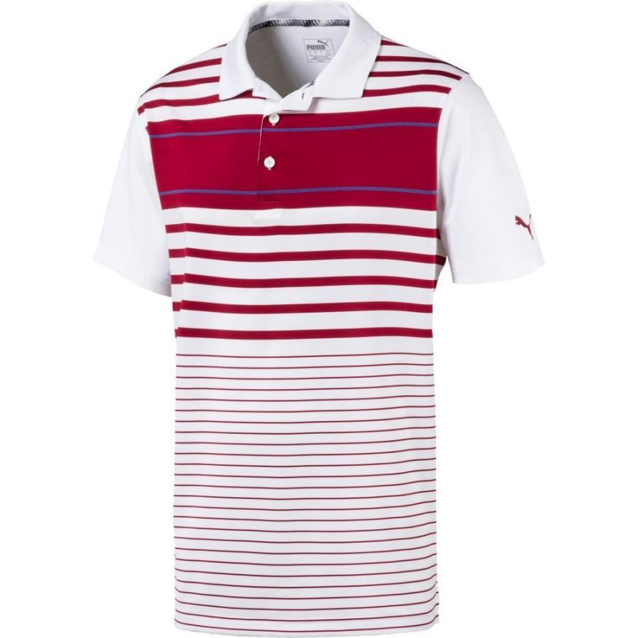 Callaway Mens Short Sleeve Seeder Stripe Polo