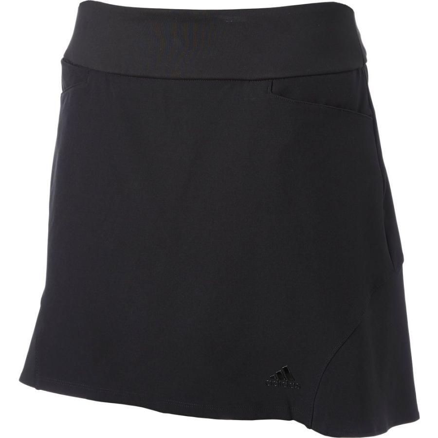 アディダス adidas レディース ゴルフ スカート ボトムス・パンツ rangewear golf skirt 黒