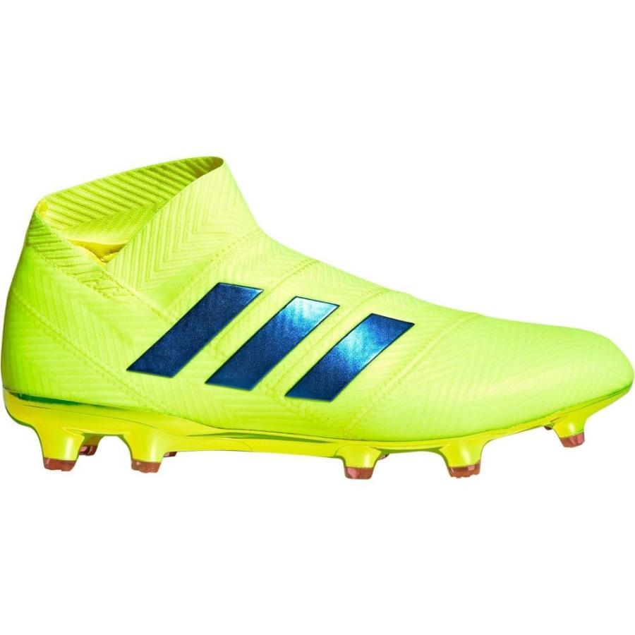 激安先着 アディダス adidas nemeziz adidas メンズ サッカー Yellow/Blue スパイク シューズ・靴 nemeziz 18+ fg soccer cleats Yellow/Blue, 【メール便無料】:a45afbfd --- sonpurmela.online