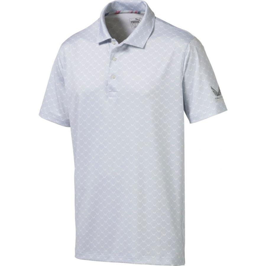プーマ PUMA メンズ トップス ゴルフ Volition Wings Golf Polo Heather