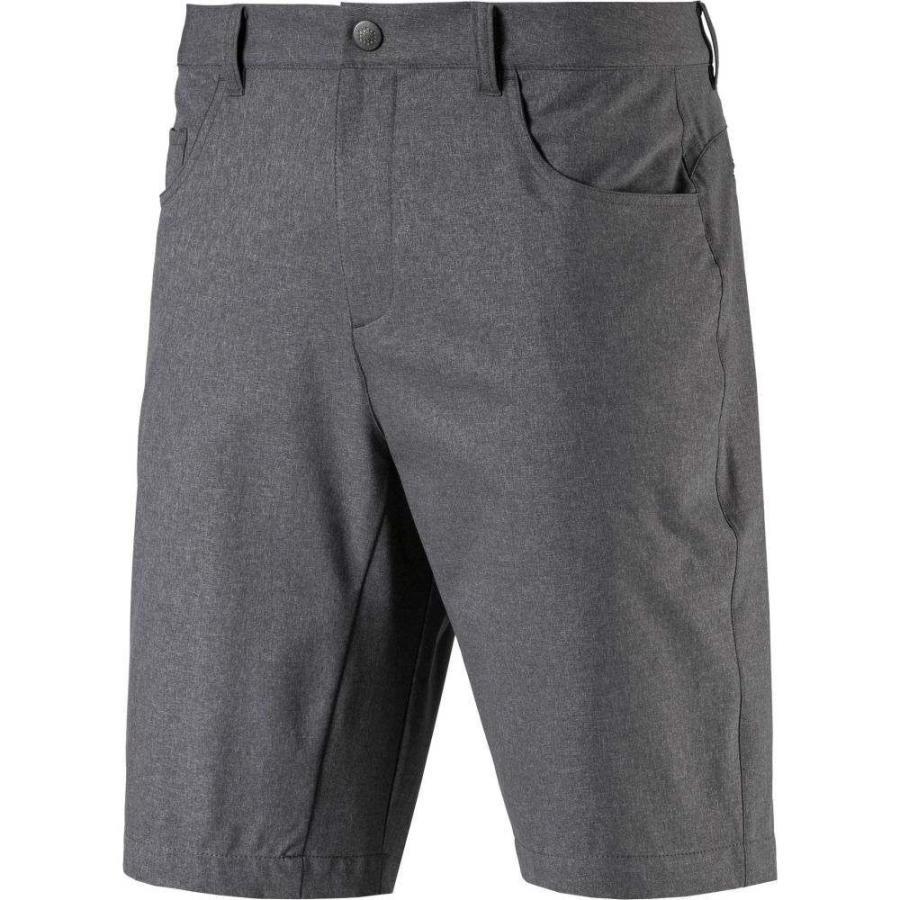 プーマ PUMA メンズ ゴルフ ショートパンツ ボトムス・パンツ jackpot 4 pocket heather golf shorts Quiet Shade